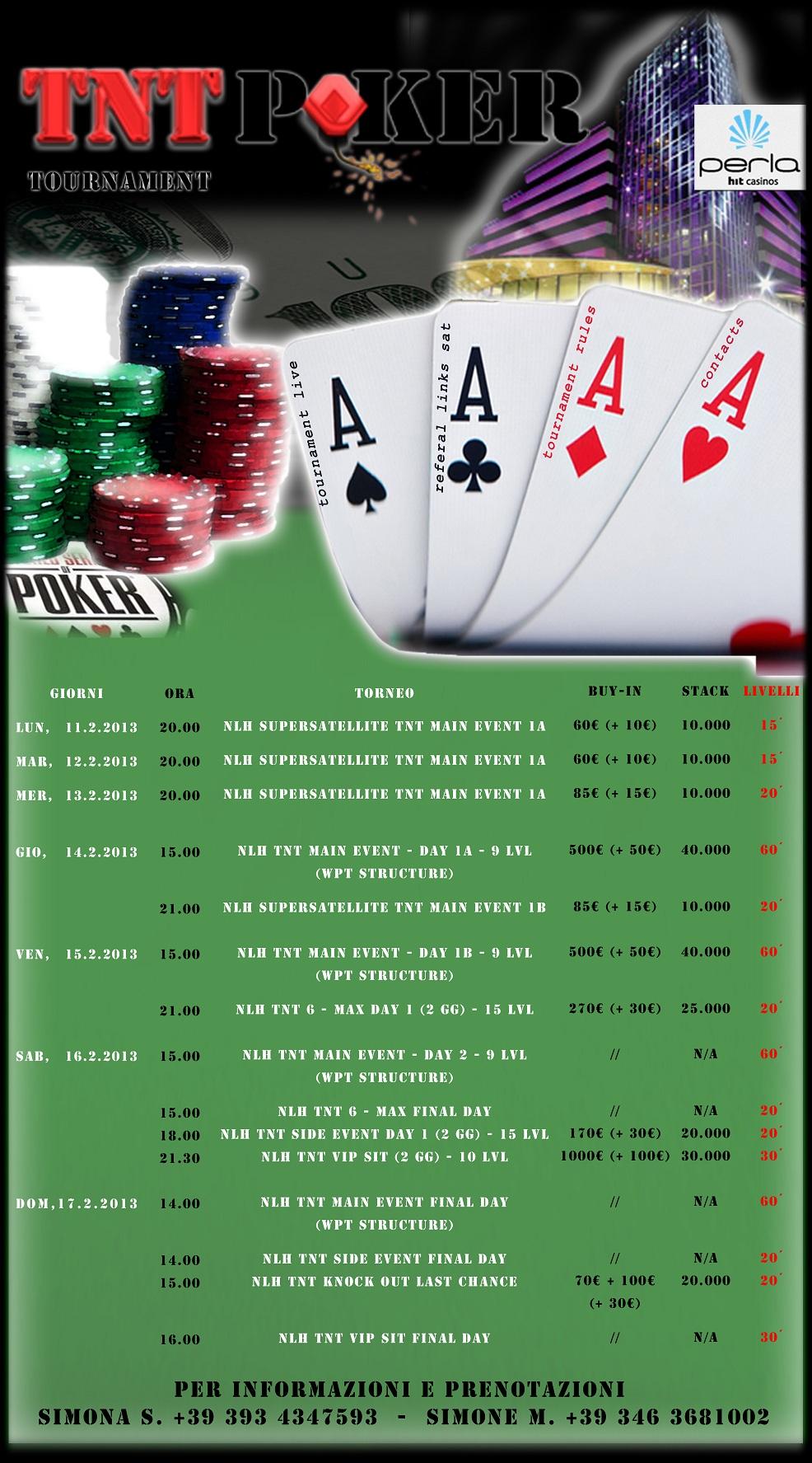Tnt poker